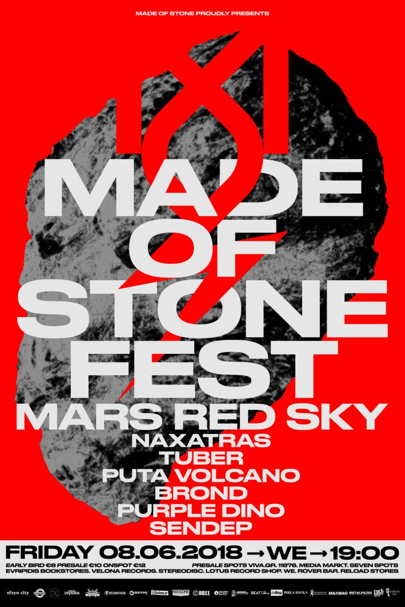 Made of Stone Fest 2018