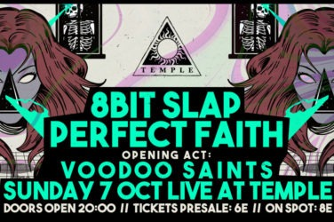 8Bit Slap Perfect Faith