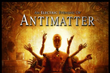 Antimatter shapeshifter