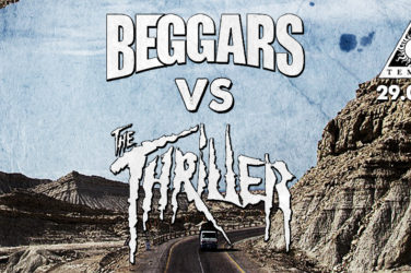 Beggars VS The Thriller shapeshifter
